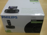 Review: Philips Fidelio speaker dock