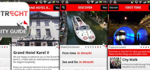 utrecht-city-guide-app