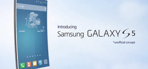 Galaxy S5 Concept Video