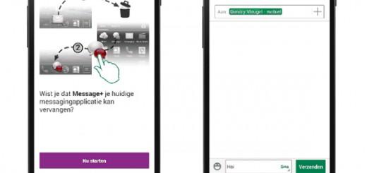 Messenger+-Vodafone