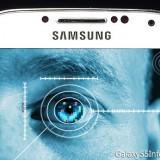 Samsung Galaxy S5 Irisscanner
