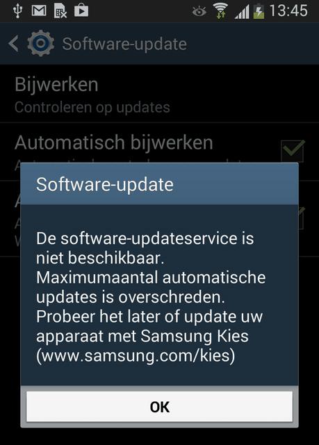 Samsung-Software-Update