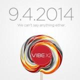 Lenovo VibeX2 uitnodiging