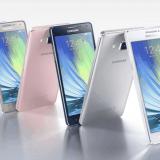 Samsung Galaxy A3-A5
