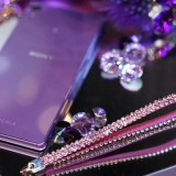 sony-xperia-z3 girly paars