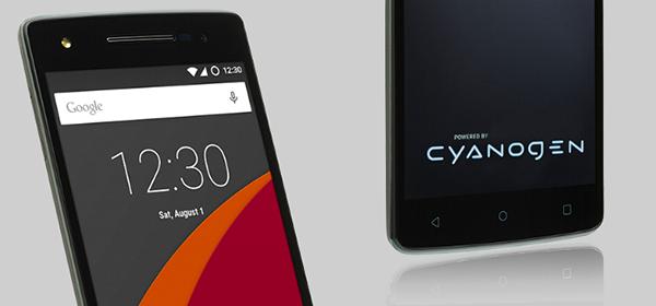 Wileyfox CyanogenOS smartphones