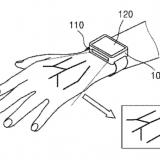 Samsung smartwatch aderscanner patent