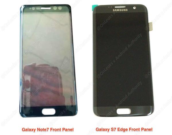 Samsung Galaxy Note 7 foto