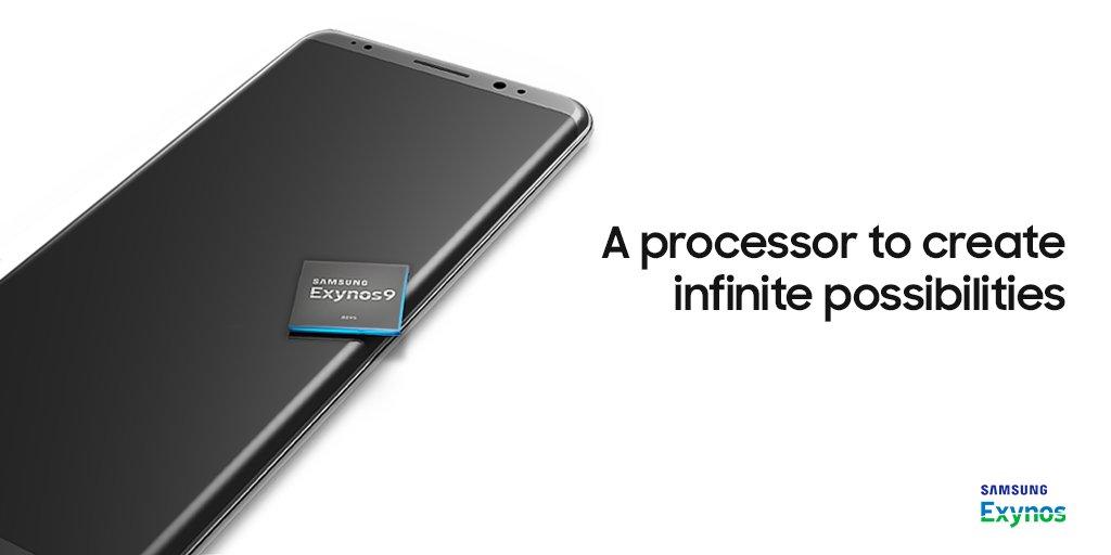 Samsung Galaxy Note 8 Exynos 8895