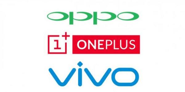 Oppo+OnePlus+Vivo