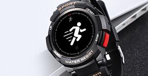 NO.1-F6-Smartwatch