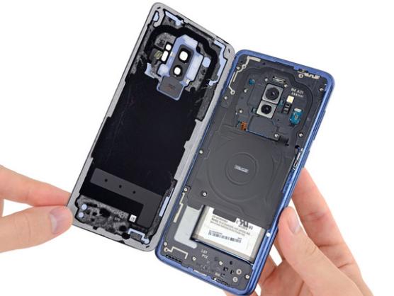 Samsung-Galaxy-S9+-iFixit