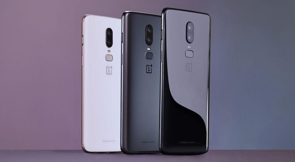 oneplus 6 officieel aangekondigd. Black Bedroom Furniture Sets. Home Design Ideas