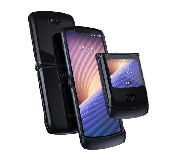 Motorola-Razr-5G-zwart