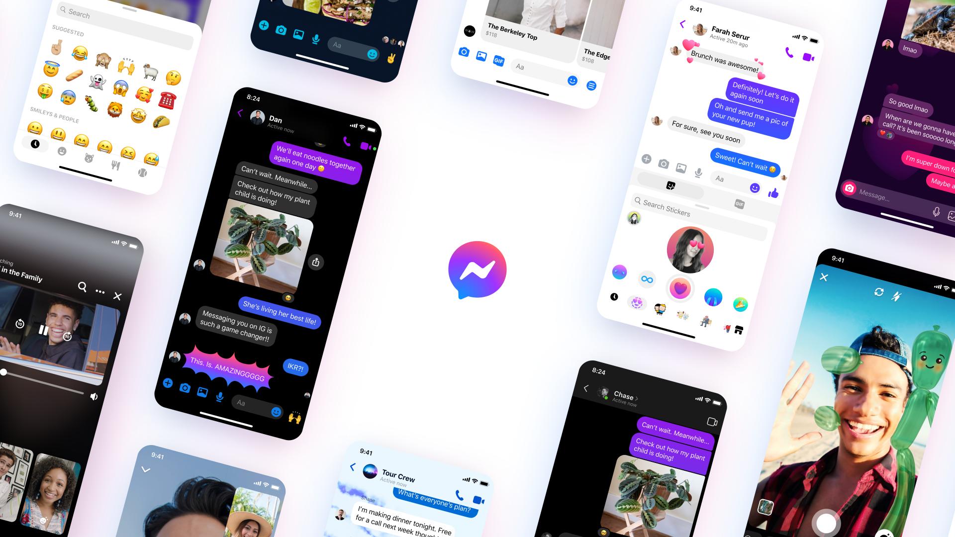 Facebook Messenger_update